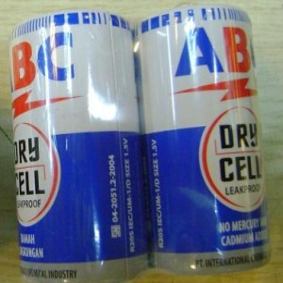 Daftar Katalog ABC Baterai Biru Besar (R20S/D) Harga Murah
