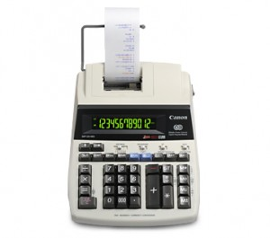 Supplier ATK Canon MP120-MG Kalkulator Printer (12  Digit ) Harga Grosir