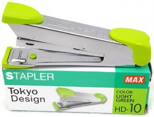 Supplier ATK Max HD-10 Stapler Light Green Harga Grosir