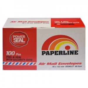 Supplier ATK Paperline Amplop 104 Air Mail Harga Grosir