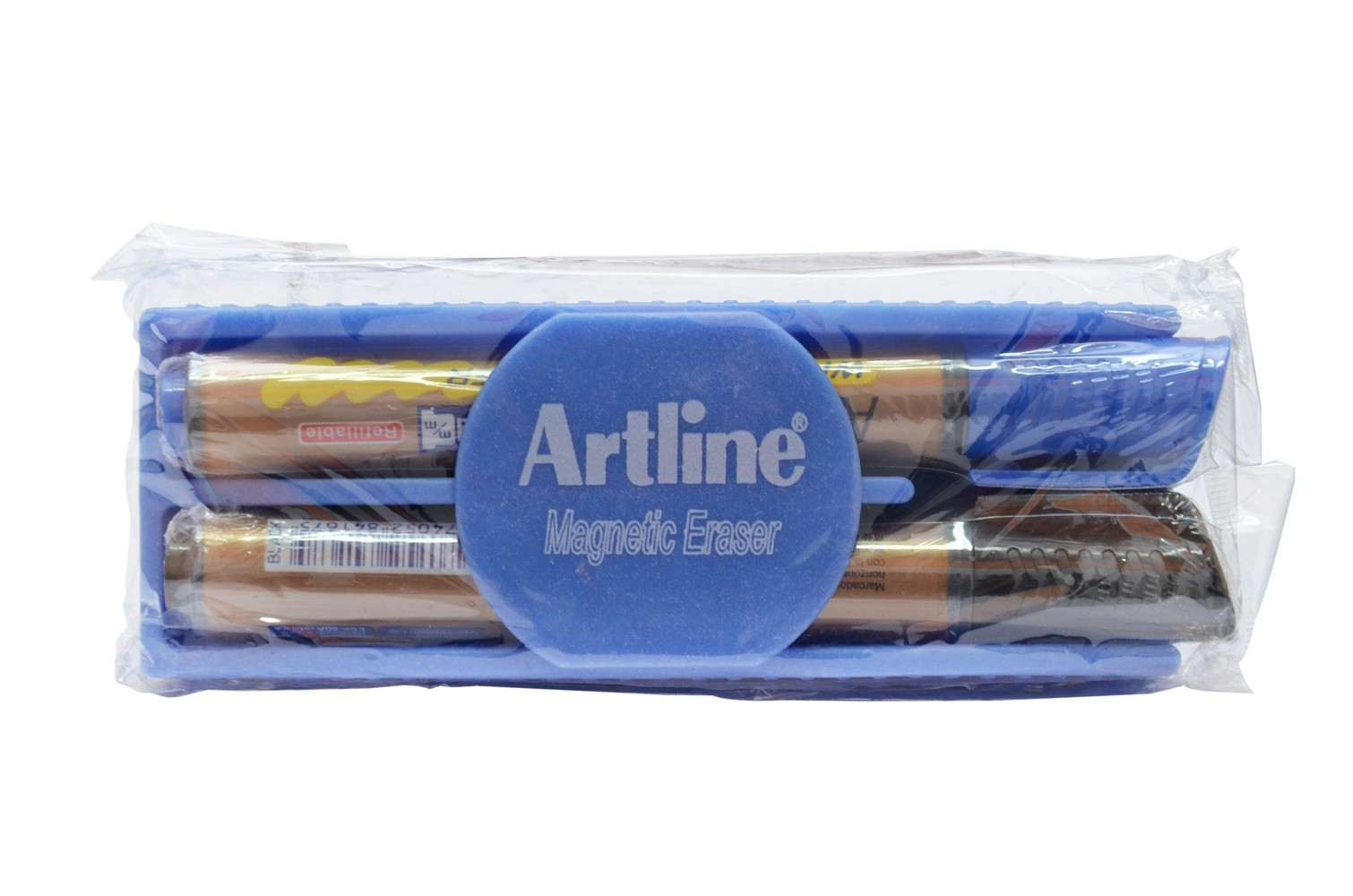 Supplier ATK Artline ERS-MM Penghapus Whiteboard 2 Pc Spidol Harga Grosir