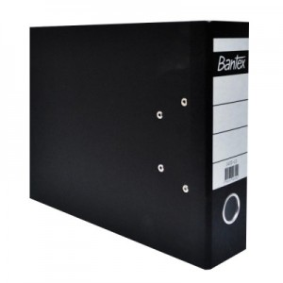 Supplier ATK Bantex 1403-10 Ordner LAF A5 7 cm Black Harga Grosir