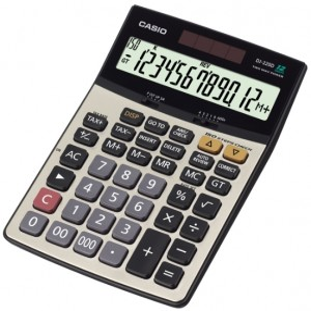 Supplier ATK Casio DJ-220D Plus Kalkulator (12 digit) Harga Grosir