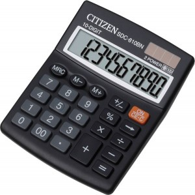 Supplier ATKCitizen Kalkulator SDC-810BN  (10 Digit) Harga Grosir