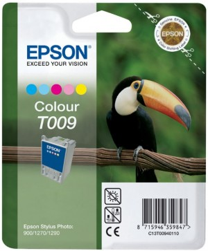 Supplier ATK Epson T009 Colour Ink Cartridge Harga Grosir