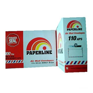 Supplier ATK Paperline Amplop 110 Air Mail Harga Grosir