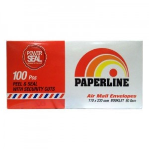 Supplier ATK Paperline Amplop 90 Air Mail Harga Grosir