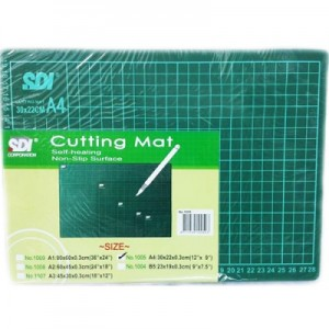 "Supplier ATK SDI 1005 Cutting Mat (A4 / 12"" x 9"") Harga Grosir"